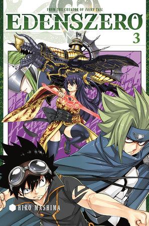 EDENS ZERO 3 by Hiro Mashima