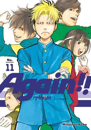 Again!! 11 by Mitsurou Kubo