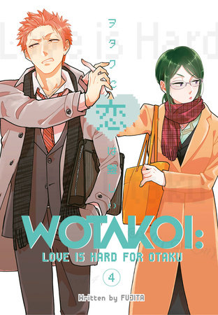 Wotakoi: Love is Hard for Otaku 4 by Fujita