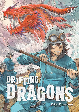 Drifting Dragons 1 by Taku Kuwabara