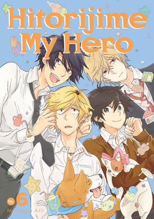 Hitorijime My Hero 6 by Memeco Arii