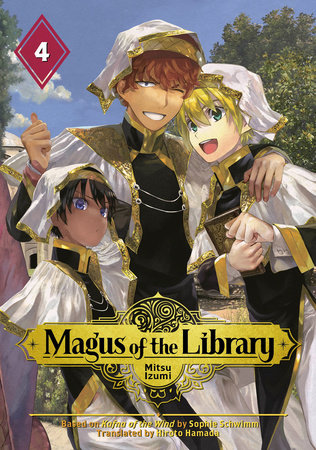 Magus of the Library 4 by Mitsu Izumi
