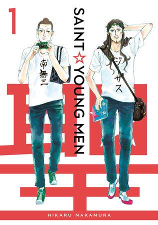 Saint Young Men Omnibus 1 (Vol. 1-2) by Hikaru Nakamura