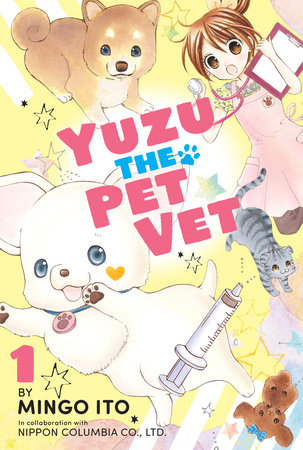 Yuzu the Pet Vet 1