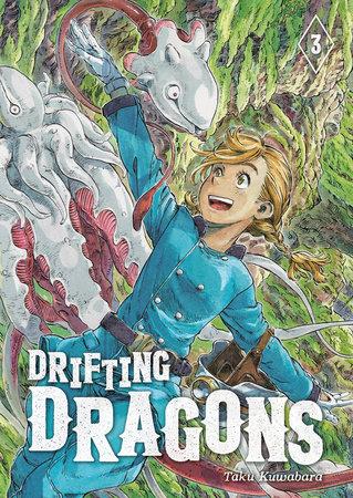 Drifting Dragons 3 by Taku Kuwabara