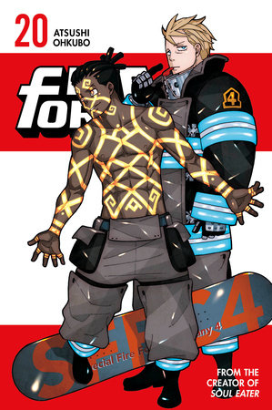 Fire Force 20 by Atsushi Ohkubo