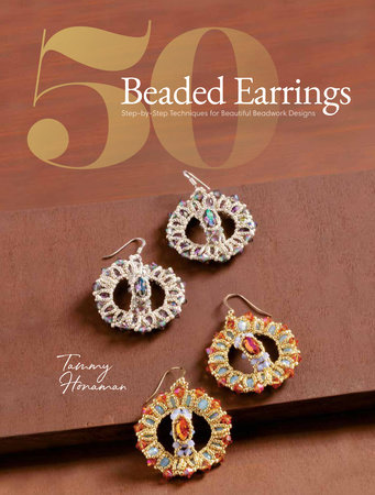 50 Beaded Earrings by