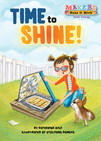 Time to Shine! by Cartherine Daly