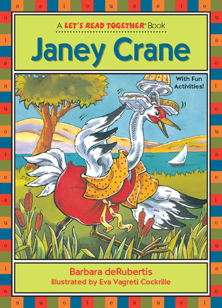 Janey Crane by Barbara deRubertis