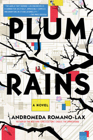 Plum Rains by Andromeda Romano-Lax