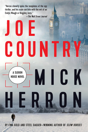 Joe Country by Mick Herron