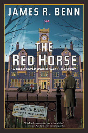 The Red Horse by James R. Benn