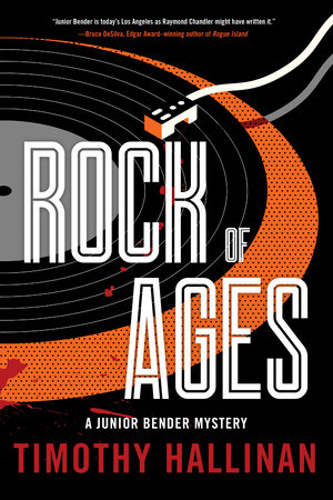 Rock of Ages by Timothy Hallinan