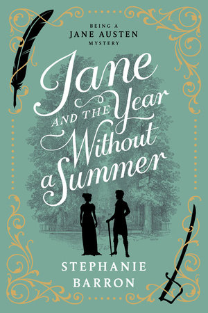 Jane and the Year without a Summer by Stephanie Barron