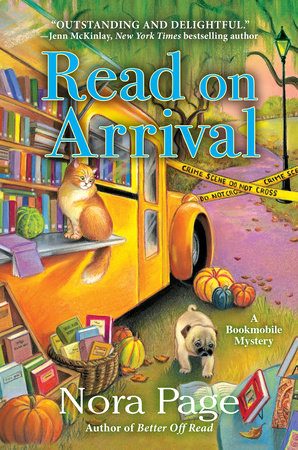 Read on Arrival by Nora Page