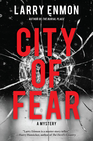 City of Fear by Larry Enmon