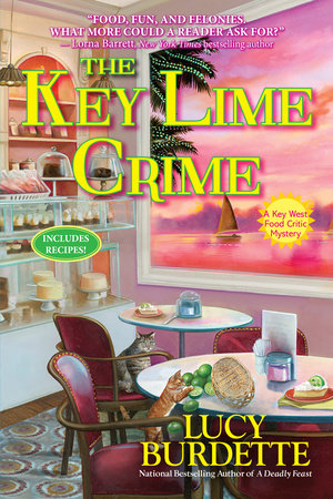 The Key Lime Crime by Lucy Burdette