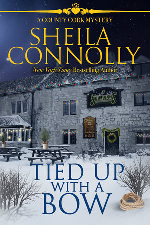 Tied Up With a Bow by Sheila Connolly