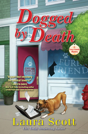 Dogged by Death by Laura Scott