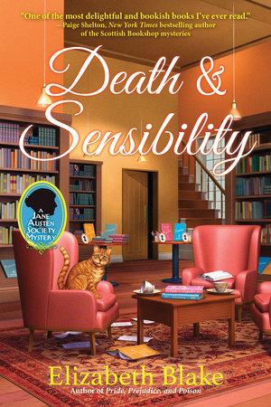 Death and Sensibility by Elizabeth Blake