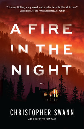 A Fire in the Night by Christopher Swann