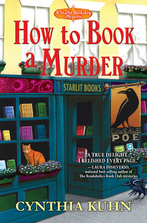 How to Book a Murder by Cynthia Kuhn