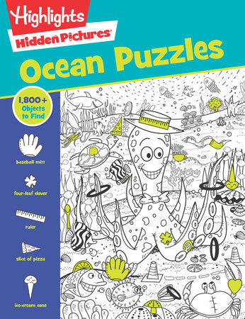 Ocean Puzzles by