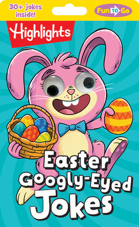 Easter Googly-Eyed Jokes by