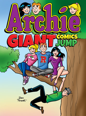 Archie Giant Comics Jump by Archie Superstars