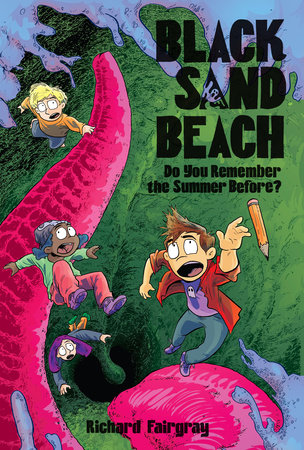 Black Sand Beach 2: Do You Remember the Summer Before? by Richard Fairgray