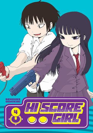 Hi Score Girl 04 by Rensuke Oshikiri