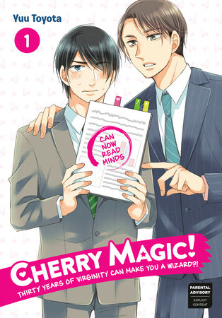 Cherry Magic! Thirty Years of Virginity Can Make You a Wizard?! 01 by Yuu Toyota