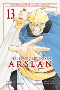 The Heroic Legend of Arslan 13