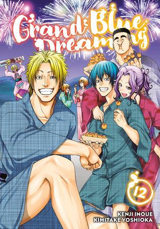 Grand Blue Dreaming 12 by Kimitake Yoshioka