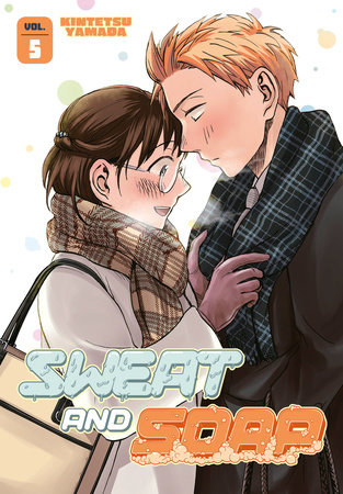 Sweat and Soap 5 by Kintetsu Yamada