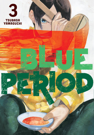 Blue Period 3 by Tsubasa Yamaguchi