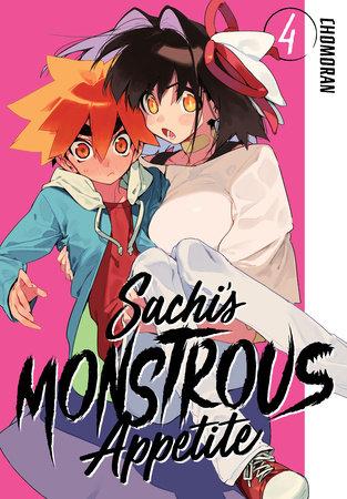Sachi's Monstrous Appetite 4 by Chomoran