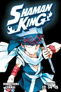 SHAMAN KING Omnibus 5 (Vol. 13-15)