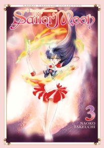 Sailor Moon 3 (Naoko Takeuchi Collection)