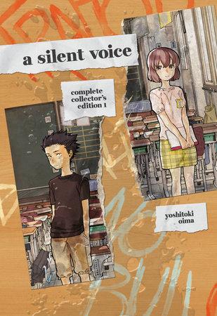 A Silent Voice Complete Collector's Edition 1 by Yoshitoki Oima