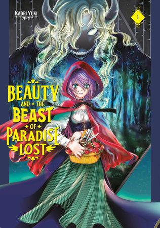Beauty and the Beast of Paradise Lost 1 by Kaori Yuki
