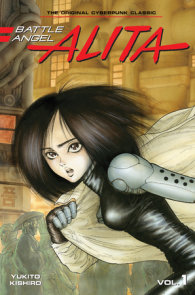 Battle Angel Alita 1 (Paperback)