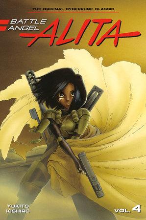 Battle Angel Alita 4 (Paperback)