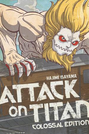 Attack on Titan: Colossal Edition 6 by Hajime Isayama