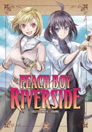 Peach Boy Riverside 1 by Coolkyousinnjya