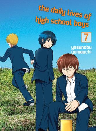 The Daily Lives of High School Boys, volume 7 by Yasunobu Yamauchi
