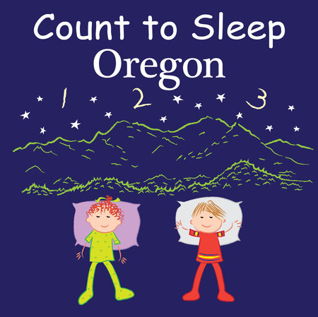 Count to Sleep Oregon by Adam Gamble and Mark Jasper