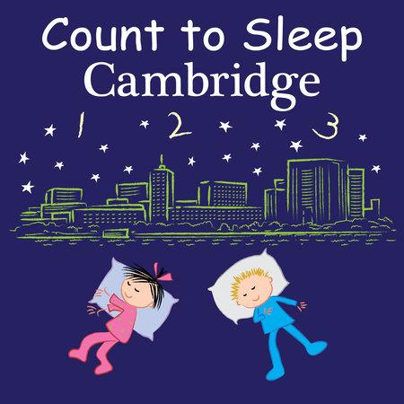 Count to Sleep Cambridge by Adam Gamble and Mark Jasper