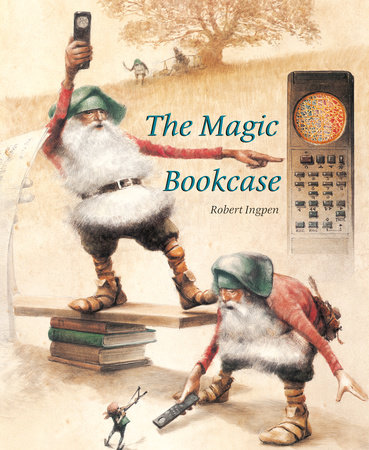 The Magic Bookcase by Robert Ingpen