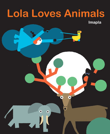 Lola Loves Animals by Imapla